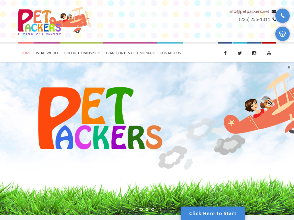 Pet Packers